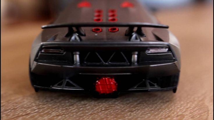 Lamborghini Sesto Elemento test