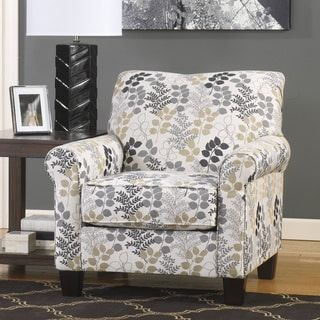 Shop for Signature Design by Ashley Makonnen Accent Chair. Get free shipping at Overstock.com - Your Online Furniture Outlet Store! Get 5% in rewards with Club O! - 16105013