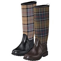 Barbour wellies.... I want some