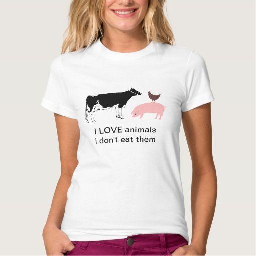 I love animals tee T Shirt, Hoodie