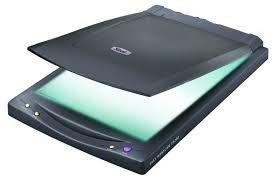 scanner-vstupní zařízení