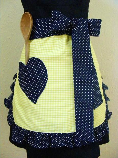 cutest apron ever!