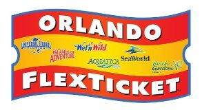 Orlando Flex tickets are a combination of Universal Studios Florida®, Islands of Adventure®, Sea World of Orlando®, Sea World Aquatica®, Busch Gardens® Tampa Bay, and Wet 'n Wild® Orlando. These Florida theme parks have joined together to bring you the ultimate in Orlando fun with the Orlando Flex Tickets, the ultimate access to excitement and savings.