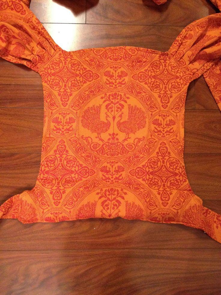 Attractive Mei Tai Sewing Pattern Frieze - Knitting Pattern Ideas ...