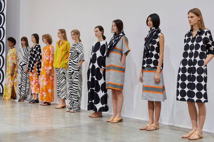 Paris Fashion Week - The Brand - Marimekkovancouver.com
