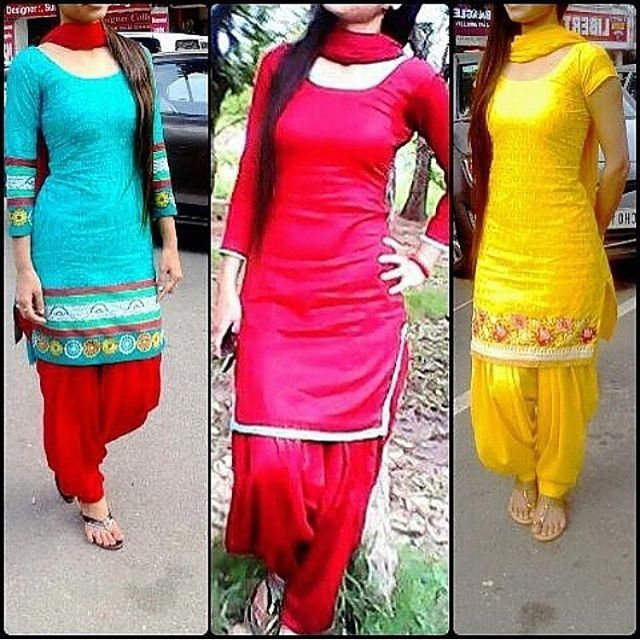 #DesigNer_PuNjabi_Suits