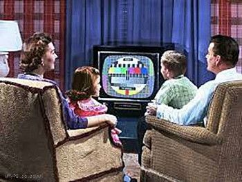 SABC-TV was big news in 1976 – even the test pattern was enthusiastically watched by the whole family.