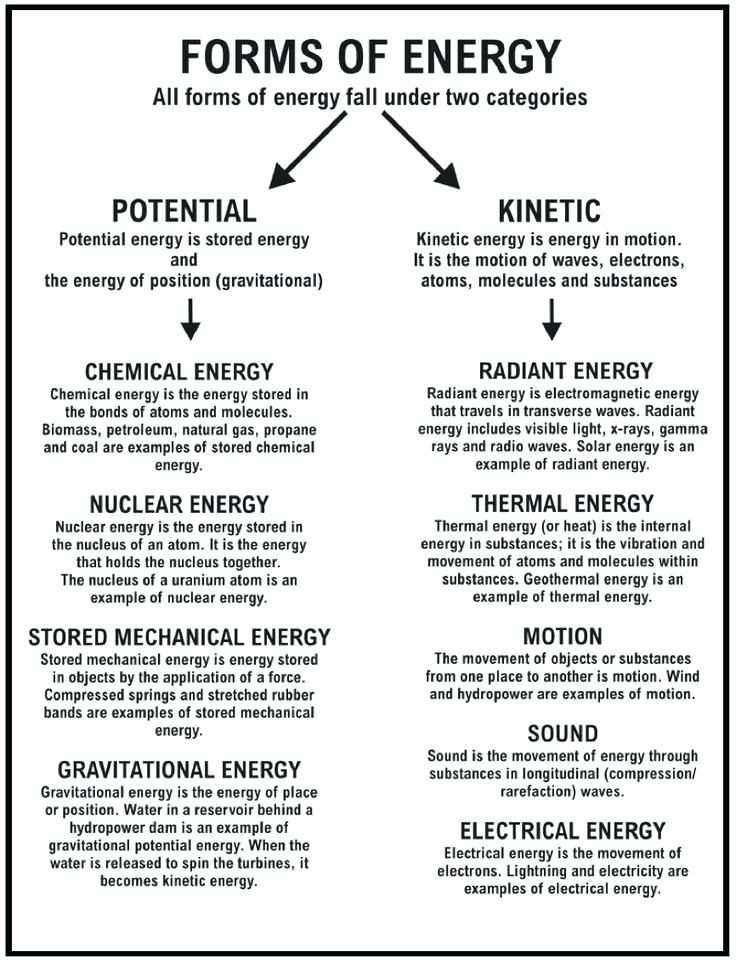 Sound Energy Worksheets Resources Worksheet Types Of Forms ...