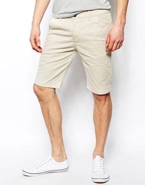 Bellfield Twisted Chino Short