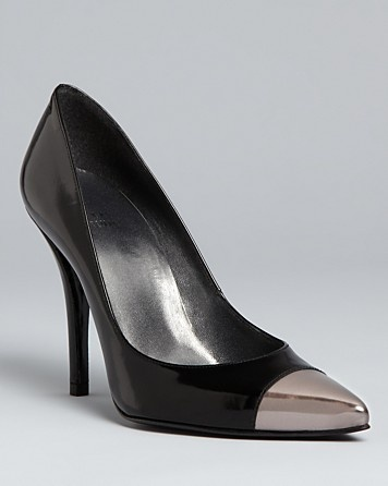 Stuart Weitzman Pointed Toe Pumps - Tipnaughty - Pumps - Shoes - Shoes - Bloomingdale'sPoint Toes, Weitzman Point, Specchio Leather, Stuart Weitzman, Point Pump, Tipnaughti, Gimme Gimme, Pump Shoes, Toes Pump