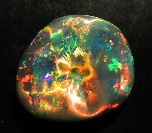 Brilliant Opal Fire...WOW!!!