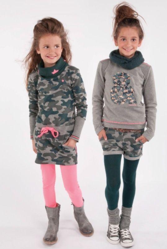 Flo nueva colección de moda para chicas http://www.minimoda.es