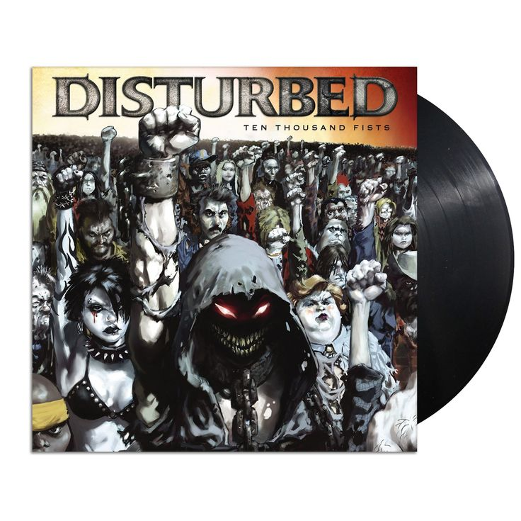 Lazy Labrador Records - Disturbed · Ten Thousand Fists · Vinyl 2xLP · Black, $22.49 (http://lazylabradorrecords.com/disturbed-ten-thousand-fists-vinyl-2xlp-black/)