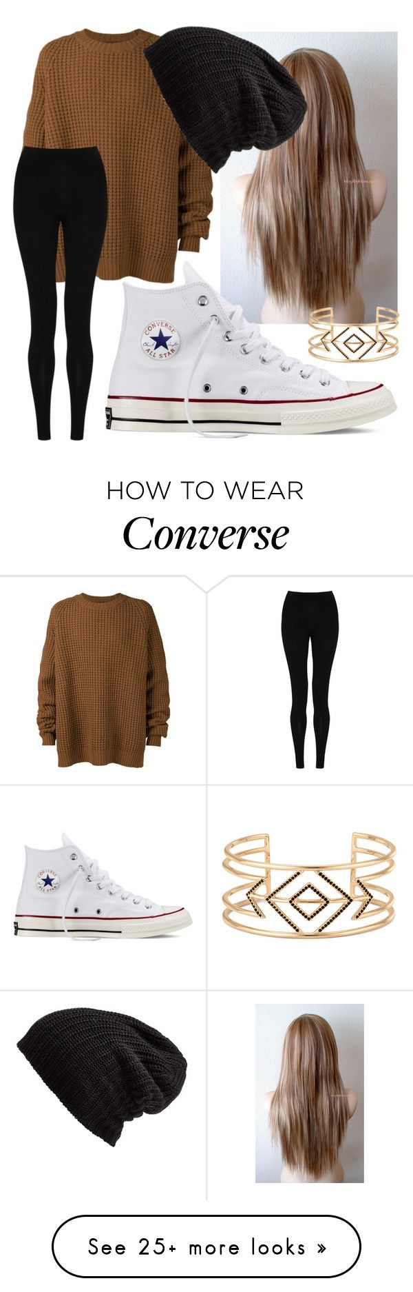 """Untitled #234"" by fashionlyla on Polyvore featuring Haider Ackermann, M&S Collection, Converse, Free People and Stella & Dot"