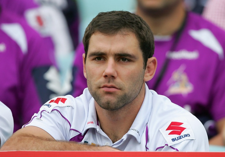 Cameron Smith in 2008.