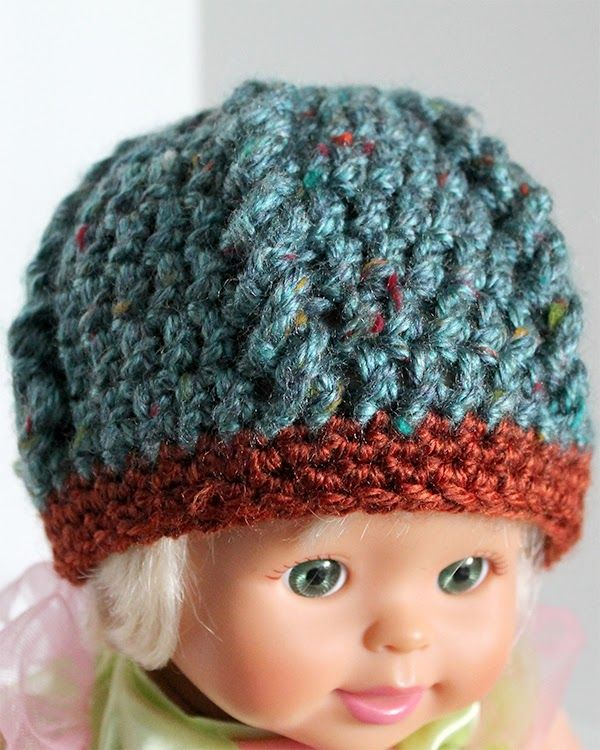 17 Best images about Crochet: Hats on Pinterest Free ...