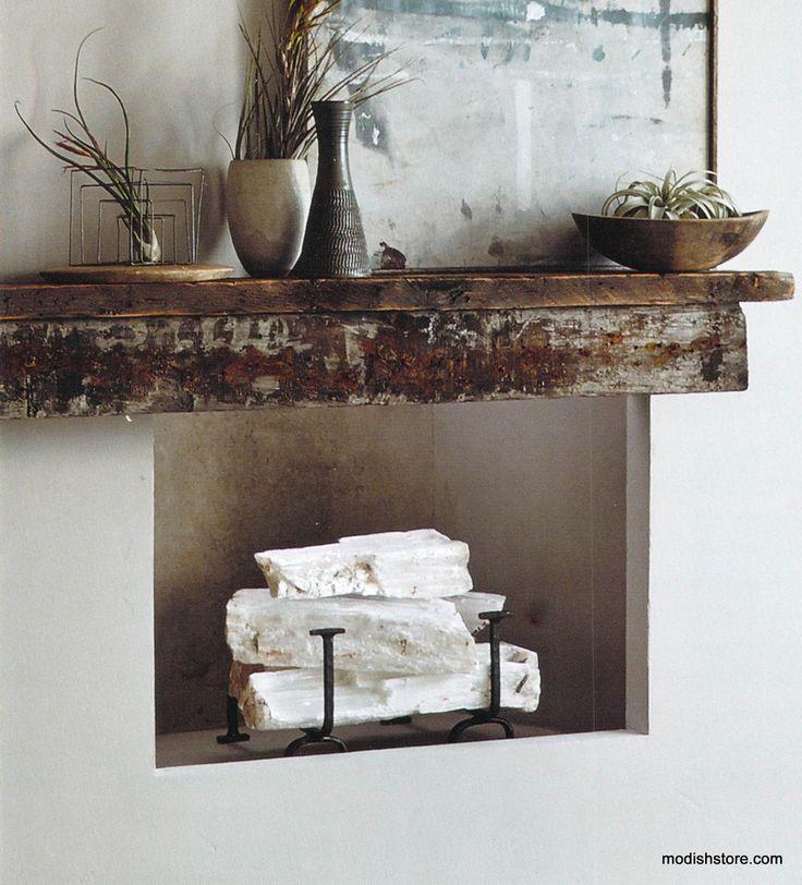 Best 25+ Fireplace logs ideas on Pinterest | Fake fireplace logs ...