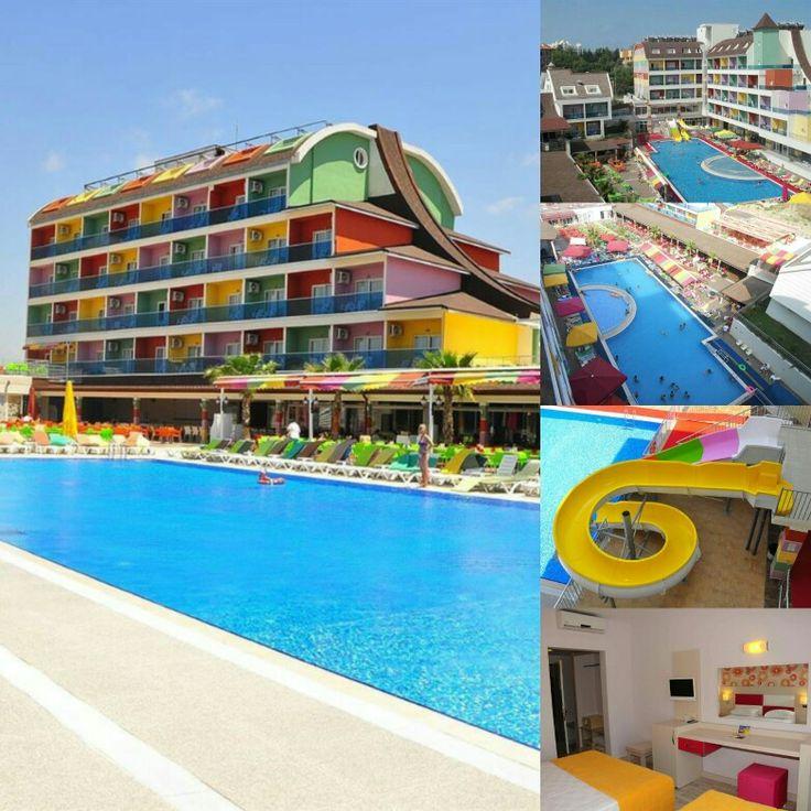 60TL'den başlayan fiyatlar, 15 ve 6 yaş iki çocuk ücretsiz:  The Colours Side Hotel Rezervasyon 0850 333 31 42 http://www.heryerdentatil.com/the-colours-side-hotel-side.html