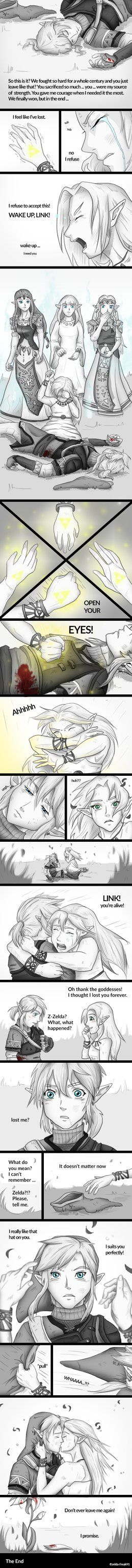Zelda: In The End - 3 by zelda-Freak91.deviantart.com on @DeviantArt