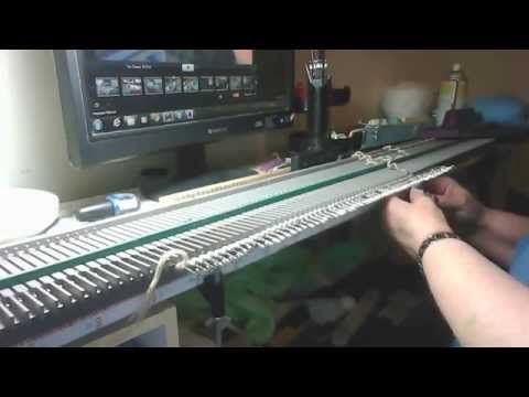 401 Best Machine Knitting Bond And Standard Bed Images On
