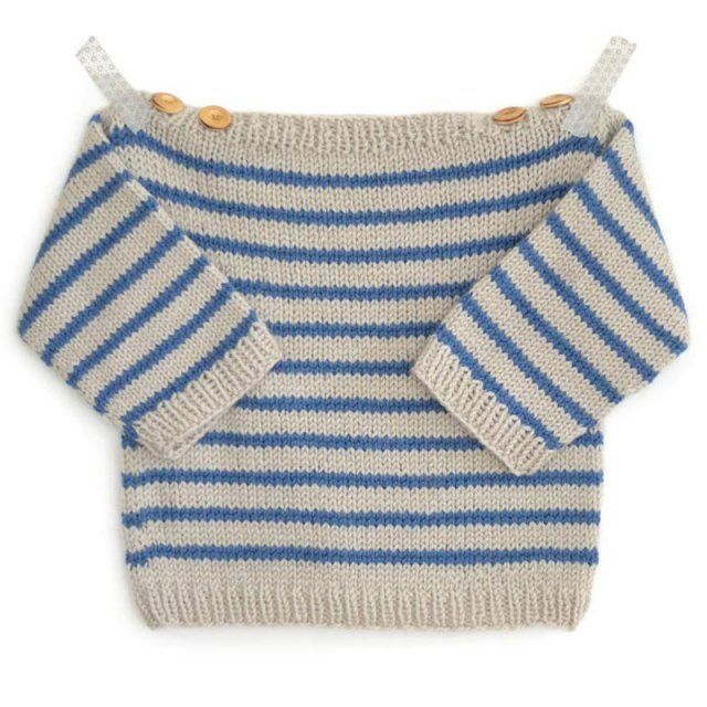 A & A Patrons / Kit tricot