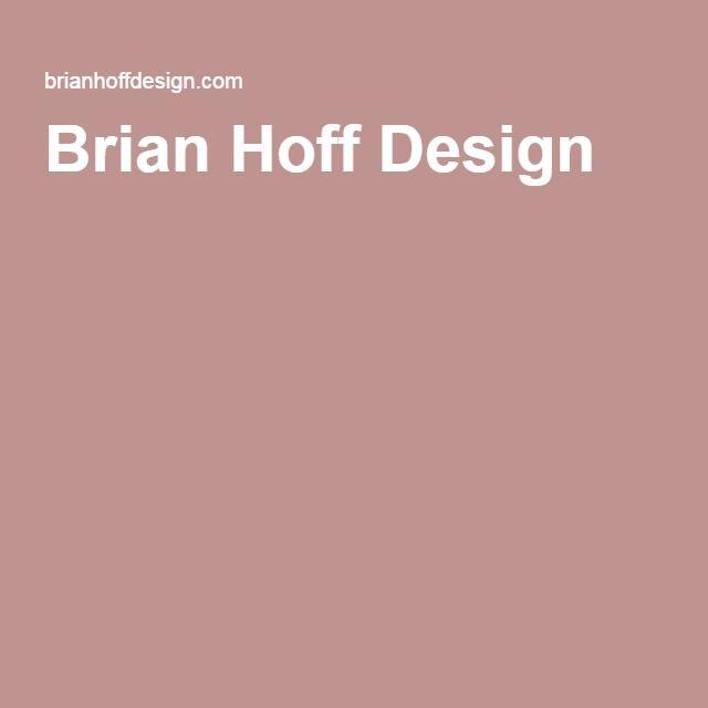 Brian Hoff Design