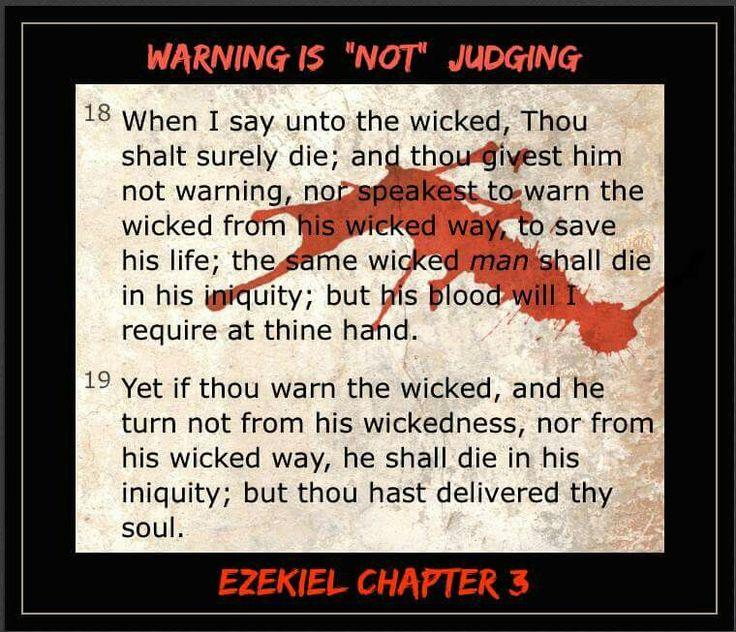 Ezekiel 3 kjv
