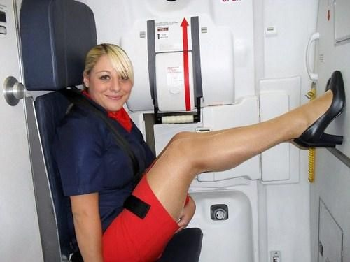 Shoot Your Lovelife Into the Sky with Flight Attendant Dating