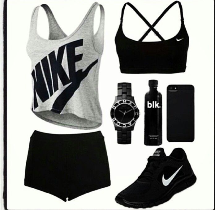 Perf workout outfit:)