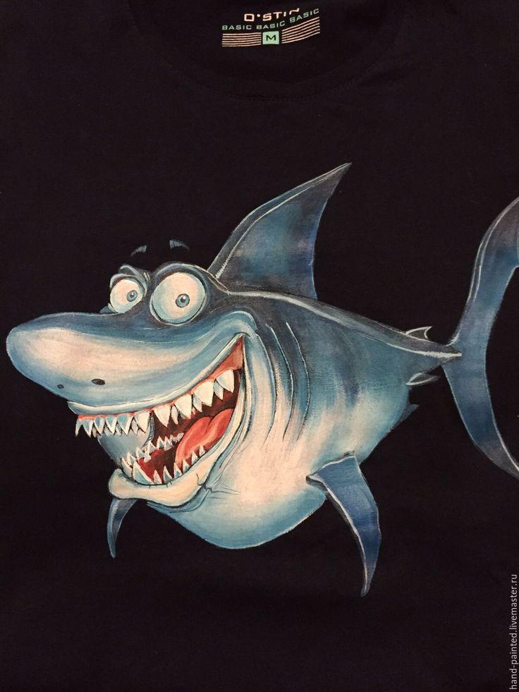 картинка акула бесите блюдо или