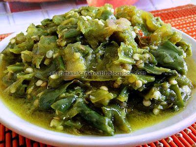 Resep Sambal Ijo Padang | Resep Masakan Indonesia (Indonesian Food Recipe)
