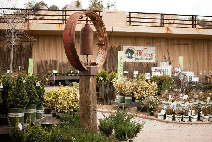 Eubanks designs is now at waters garden center in prescott