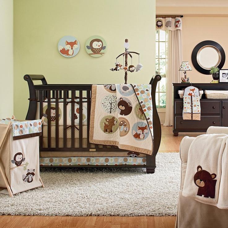 Unisex baby room colors..