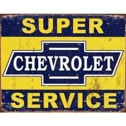 super chevy service 1355