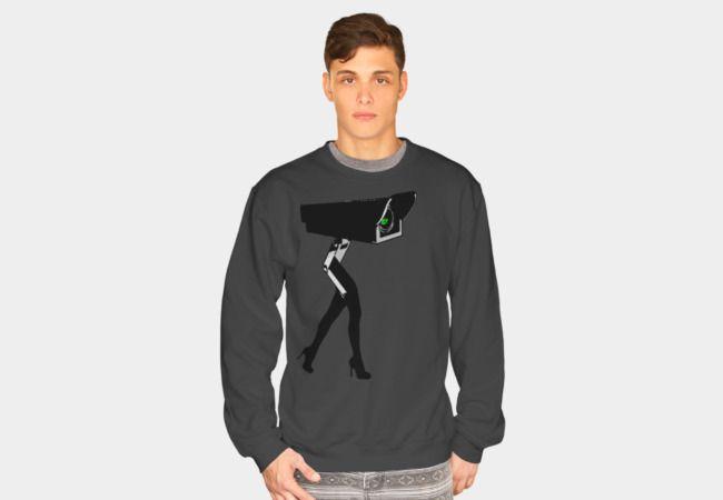 Look At Me Sweatshirt - Design By Humans