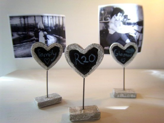 Heart Photo Clips R20