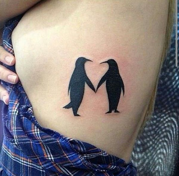 10 Penguin Tattoo Designs And Ideas