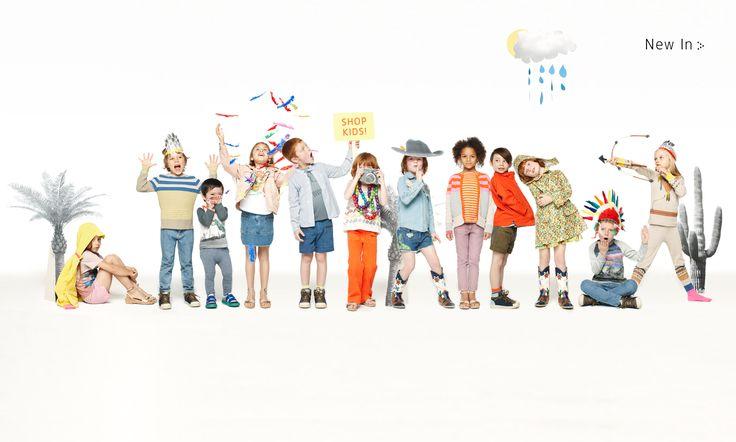 Stella McCartney kids Spring 2012