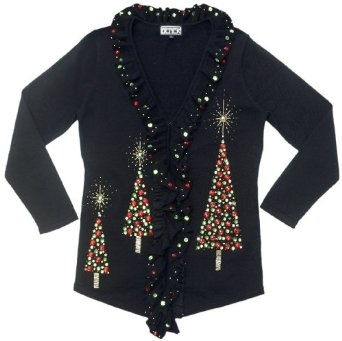 Ugly christmas sweater plus size