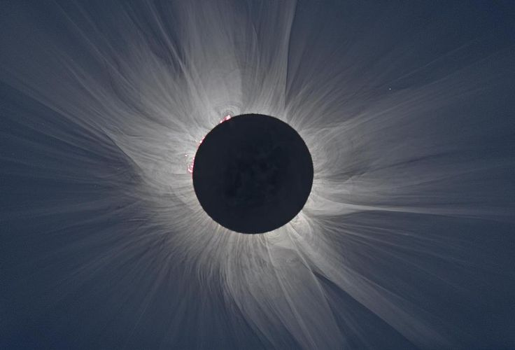 A team of scientists braved Arctic weather to successfully observe the total solar eclipse of March 20, 2015 from Longyearbyen on the island of Spitsbergen in the Svalbard archipelago east of northern Greenland.<br />