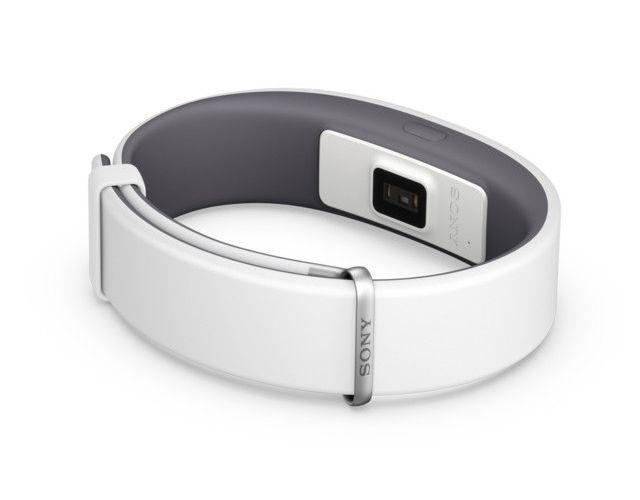 La nueva Sony SmartBand 2 con pulsómetro incluido