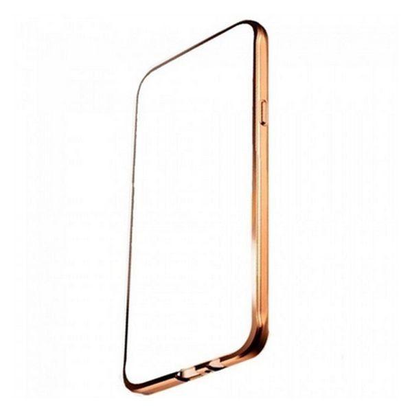 #Smartphone #Hülle #Samsung #S7 #Edge TPU Metall #Gold