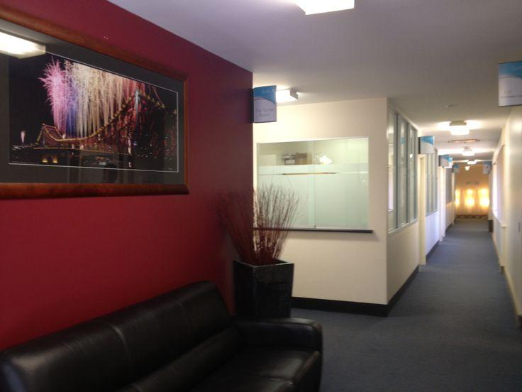 BEFORE: Dunham and Company reception