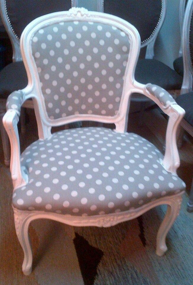 Id e fauteuille tapissier fauteuils pinterest - Restaurer une chaise ...