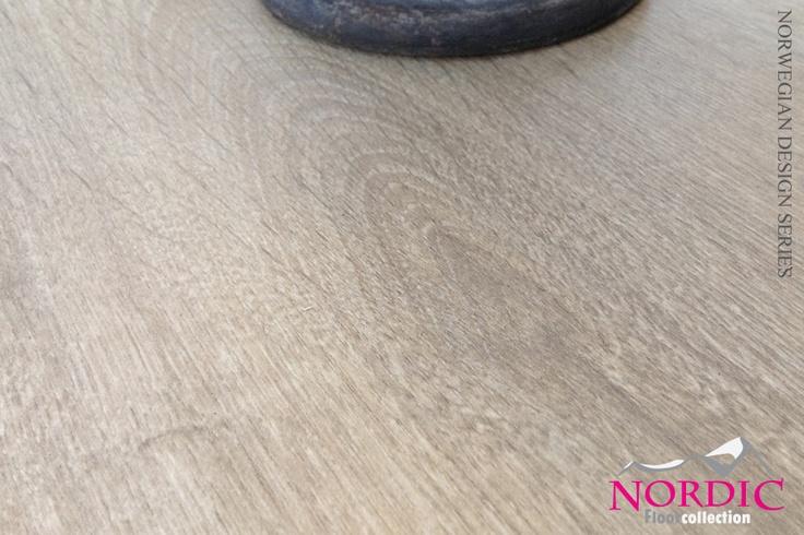 Nyhet! Laminat Nordic Old Farm White Washed Oak «børstet» - Norges Beste GulvDeal