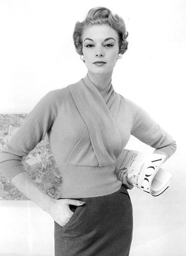 1950's Model, Jean Patchett