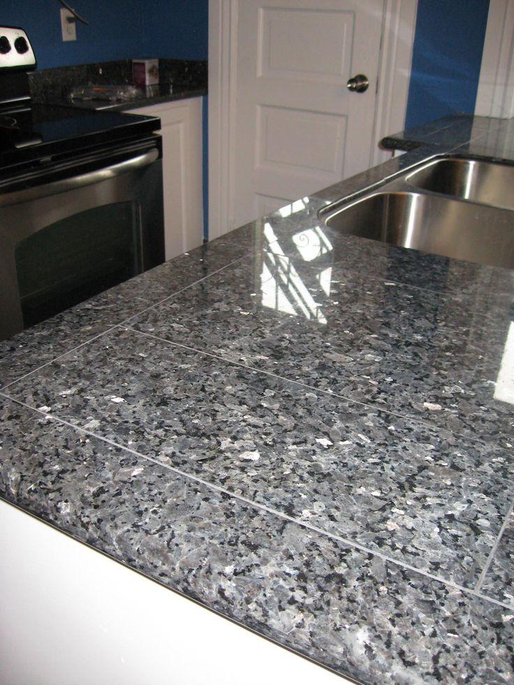 Granite Tile Kitchen Countertops best 20+ blue pearl granite ideas on pinterest | kitchen granite