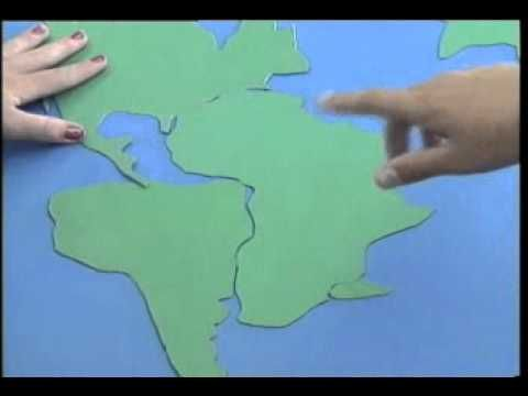 ▶ Pangea The History of the Continents - YouTube