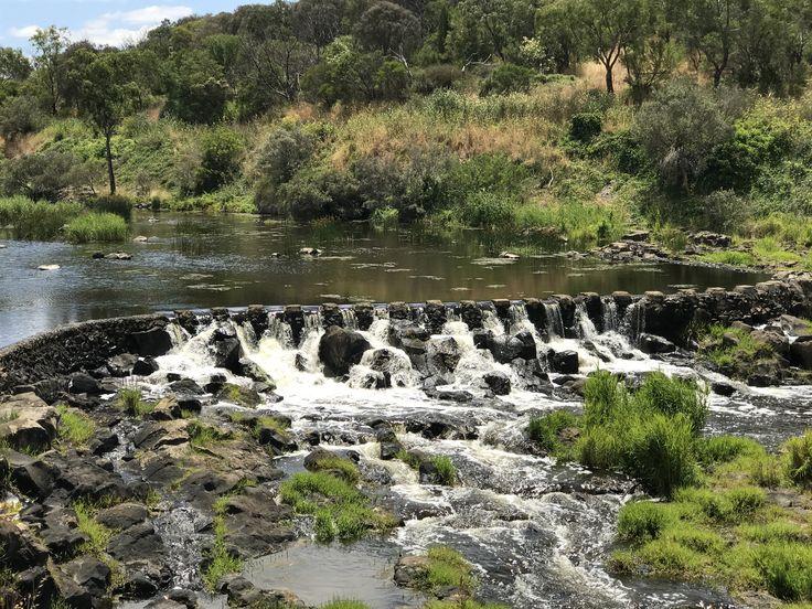 Buckley Falls, Geelong, Victoria, Australia