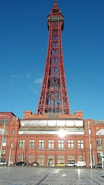 Blackpool tower i have visited a few times and loved it both as a child and an…